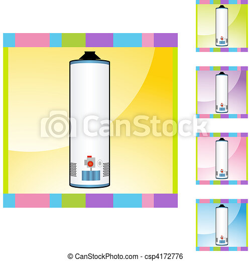 Water Heater - csp4172776