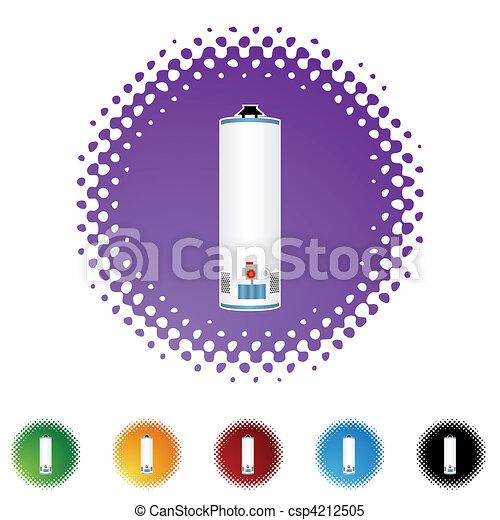 Water Heater - csp4212505