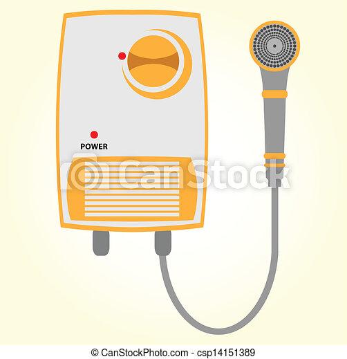 Water heater.  - csp14151389