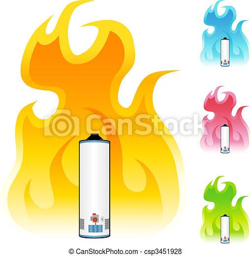 Water Heater - csp3451928