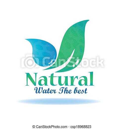 water - csp18968823