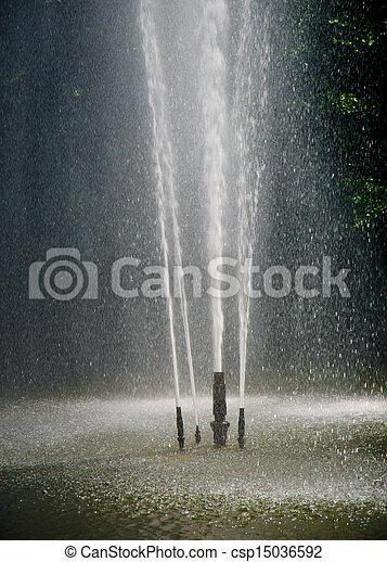 water pressure - csp15036592