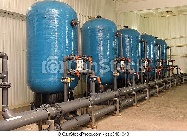 Water purification filter equipment - csp5461040