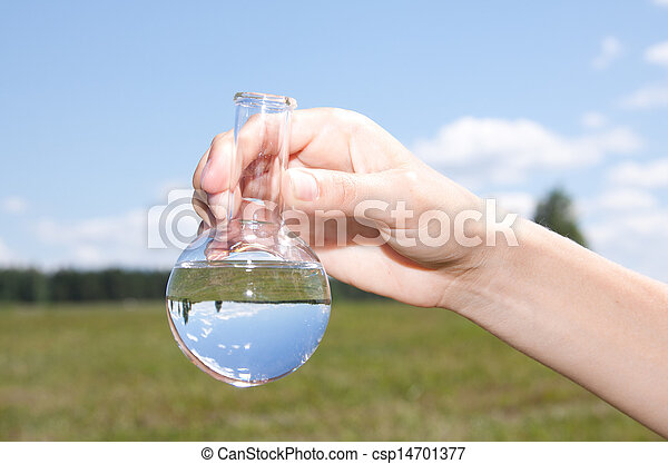 Water Purity Test - csp14701377