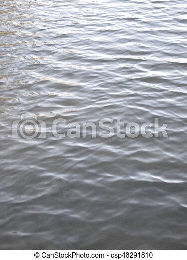 Water ripples - csp48291810