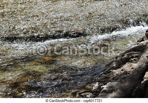 Water ripples - csp6017721