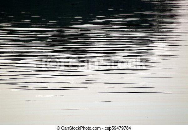Water ripples - csp59479784