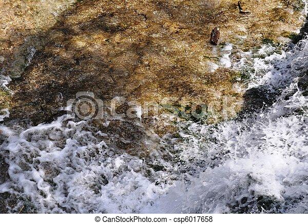 Water ripples - csp6017658