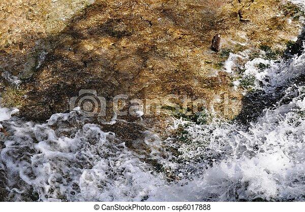 Water ripples - csp6017888