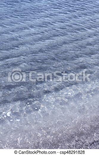 Water ripples - csp48291828