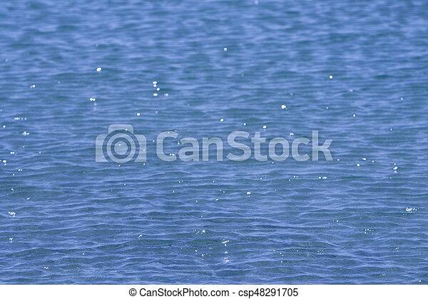 Water ripples - csp48291705