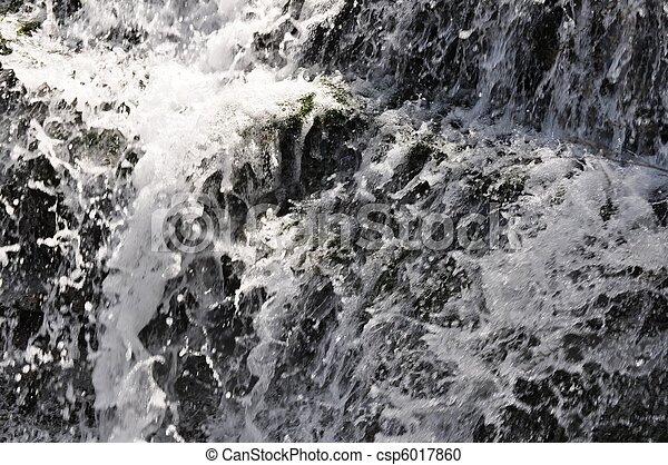 Water ripples - csp6017860