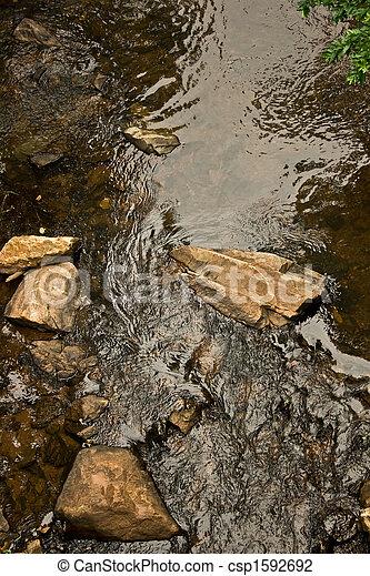 water, rivier - csp1592692