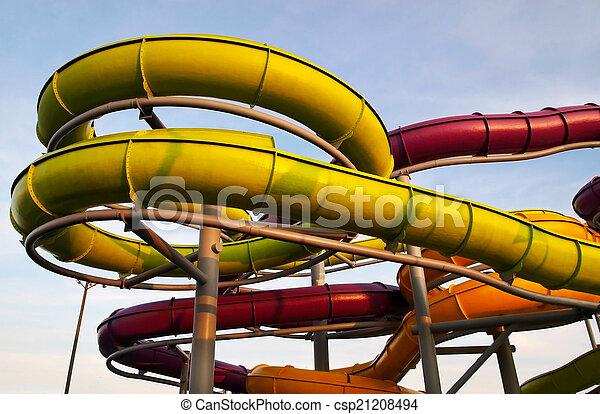 slide tubes
