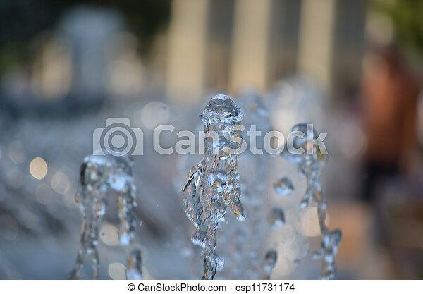 water splash - csp11731174