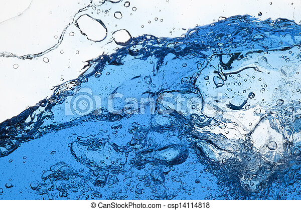 Water splash - csp14114818