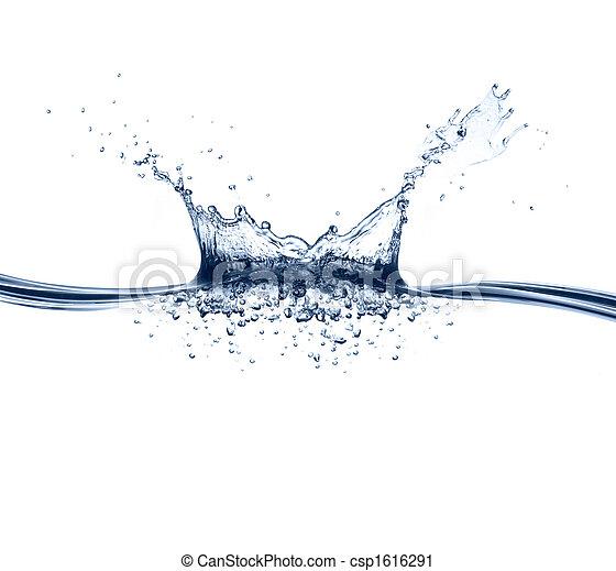 water splash - csp1616291