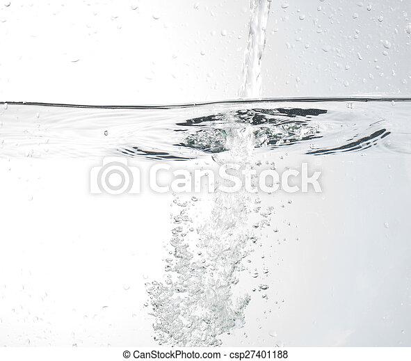 water splash - csp27401188