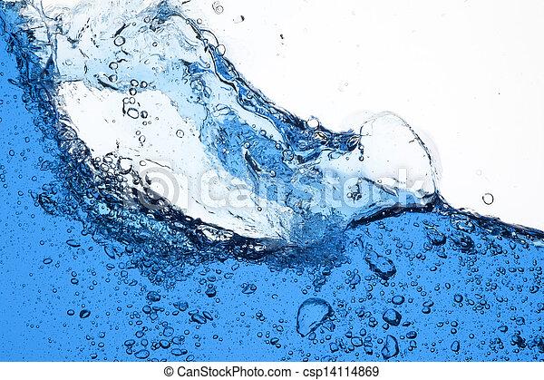 Water splash - csp14114869