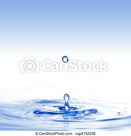 water splash - csp4152336