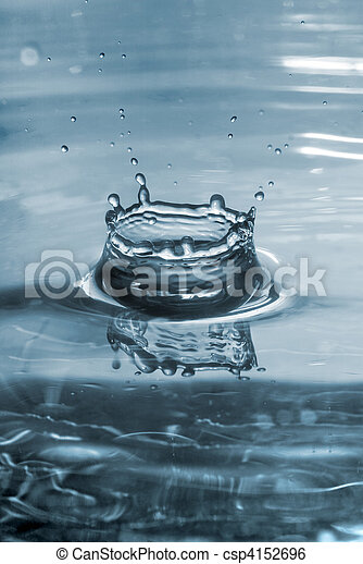 water splash - csp4152696
