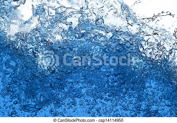 Water splash - csp14114950