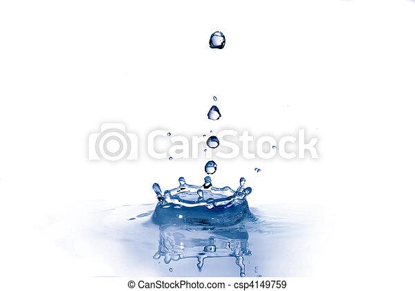 water splash - csp4149759