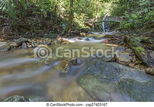 Water stream - csp27423167