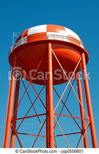 Water Tower - csp0556801