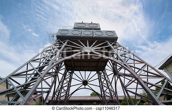 Water Tower - csp11046317