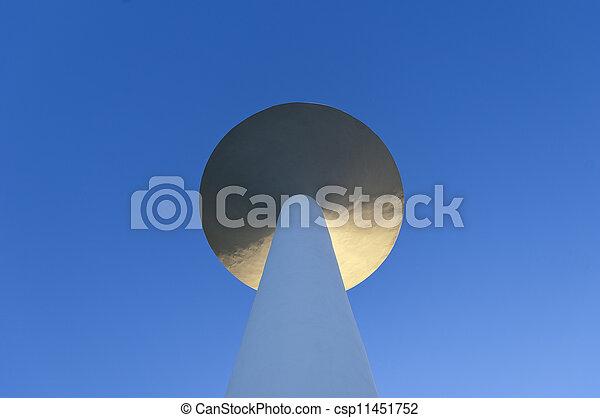 Water tower - csp11451752