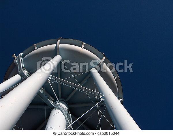 Water Tower - csp0015044