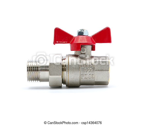 Water valve  - csp14364076