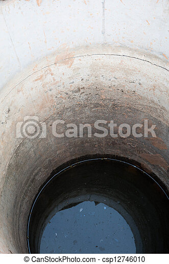 water-well - csp12746010
