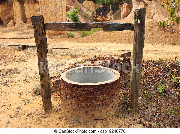Water well - csp19246770