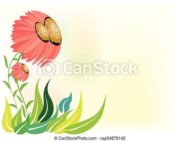 Afbeeldingen Bloemen Achtergrond