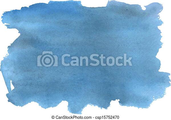 watercolor  - csp15752470