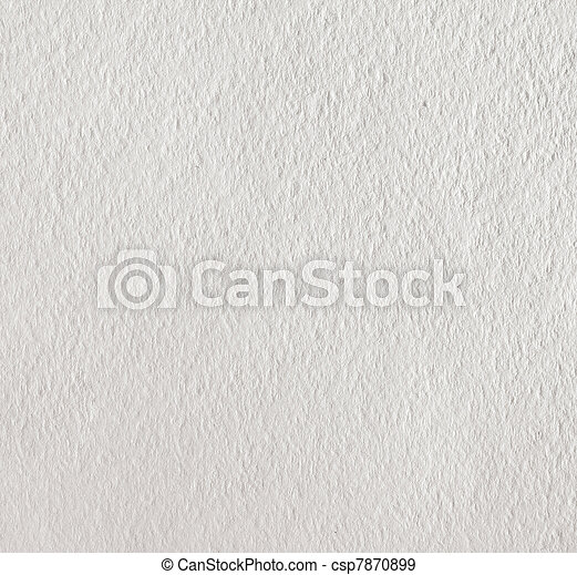 Watercolor paper background texture - csp7870899