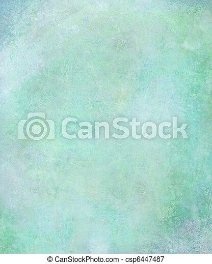 Watercolor washed textured abstract - csp6447487