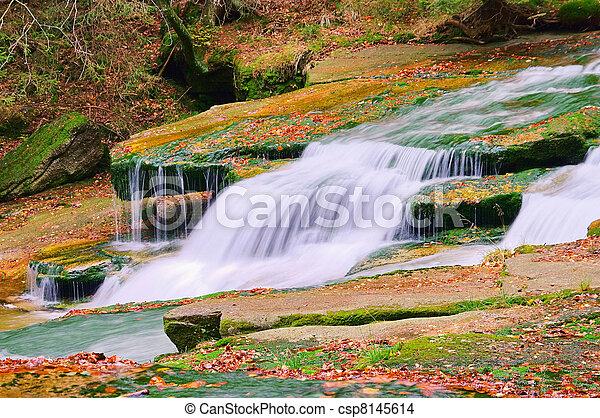 waterfall 04 - csp8145614