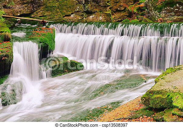 waterfall 05 - csp13508397