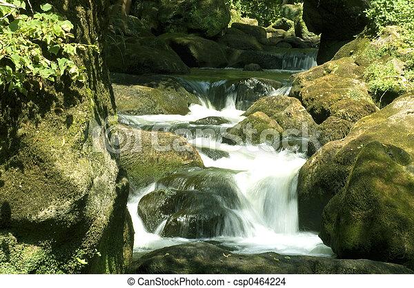 Waterfall -2 - csp0464224