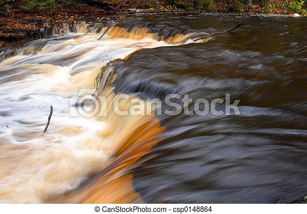 Waterfall Detail - csp0148864