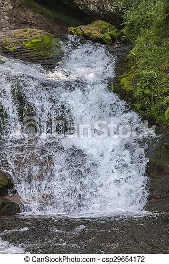waterfall on the River - csp29654172