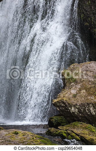 waterfall on the River - csp29654048