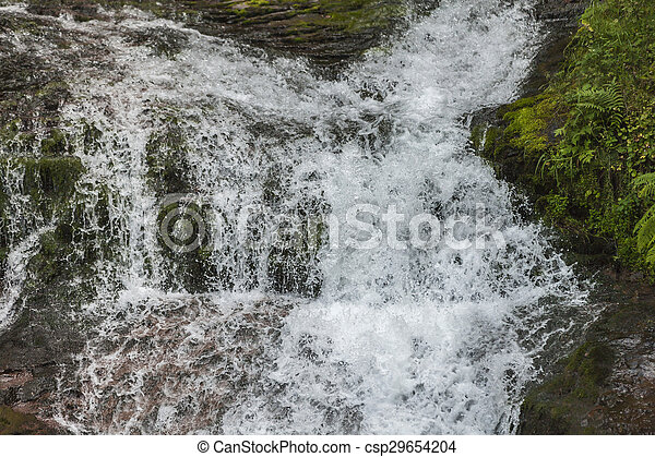waterfall on the River - csp29654204