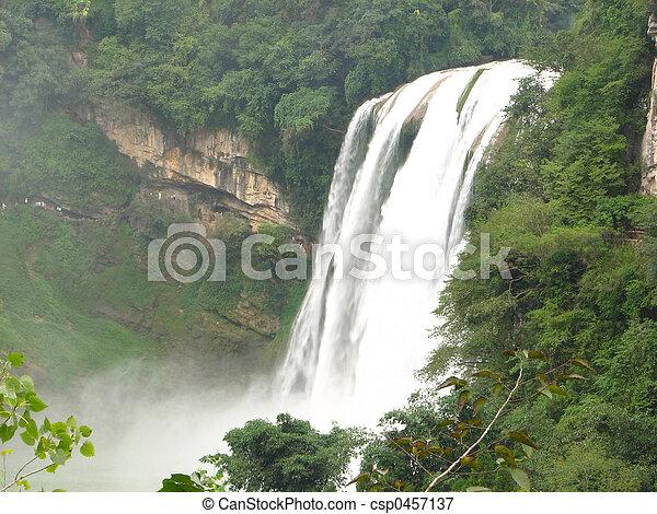 Waterfall - csp0457137