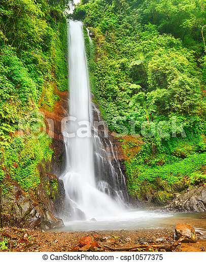 Waterfall - csp10577375