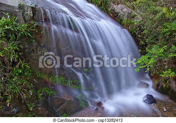Waterfall - csp13282413