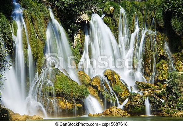 Waterfall - csp15687618